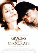 Постер к фильму «Спасибо за шоколад»