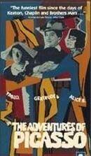 Постер к фильму «Приключения Пикассо»