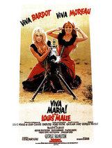 Постер к фильму «Вива Мария!»