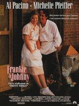 Постер к фильму «Фрэнки и Джонни»