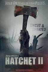 Постер к фильму «Топор 2»