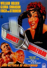 Постер к фильму «Бульвар Сансет»