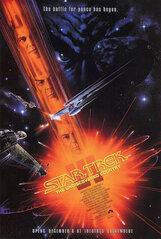 Постер к фильму «Звездный путь VI: неоткрытая страна»