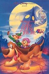 Постер к фильму «Великий мышиный сыщик»