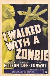 Постер к фильму «Я ходила рядом с зомби»