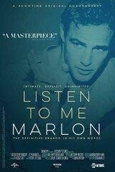 Постер к фильму «Послушай меня, Марлон»