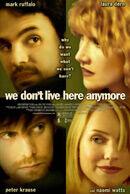 Постер к фильму «Мы здесь больше не живем»