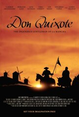 Постер к фильму «Дон Кихот: Гениальный джентльмен из Ла Манчи»