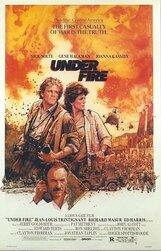 Постер к фильму «Под огнем»