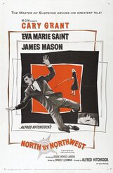 Постер к фильму «На север через северо-запад»