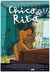 Постер к фильму «Чико и Рита»