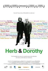 Постер к фильму «Херб и Дороти»