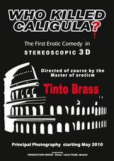 Постер к фильму «Кто убил Калигулу 3D?»