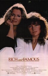 Постер к фильму «Богатые и знаменитые»