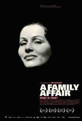 Постер к фильму «Семейное дело»