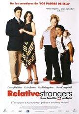 Постер к фильму «Странные родственники»