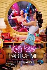 Постер к фильму «Кэти Перри: Частичка меня 3D»