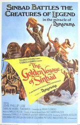 Постер к фильму «Золотое путешествие Синдбада»