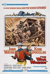 Постер к фильму «Военный фургон»