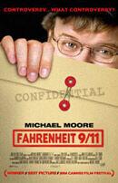 Постер к фильму «Фаренгейт 9/11»