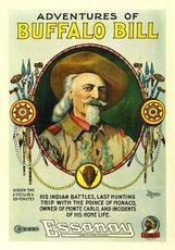 Постер к фильму «Приключения Буффало Билла»