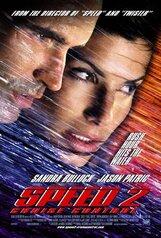 Постер к фильму «Скорость 2: контроль над круизом»