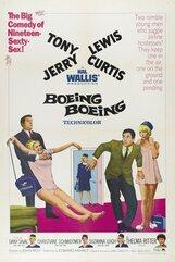 Постер к фильму «Боинг-Боинг»