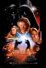Постер к фильму «Звездные Войны: Эпизод III - Месть ситхов»
