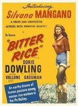 Постер к фильму «Горький рис»
