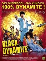 Постер к фильму «Черный динамит»