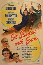 Постер к фильму «Все началось с Евы»