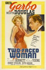 Постер к фильму «Двуликая женщина»