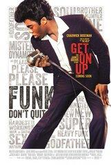 Постер к фильму «Джеймс Браун. Путь наверх»