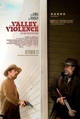 Постер к фильму «В долине насилия»