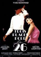 Постер к фильму «Три места на 26-е»