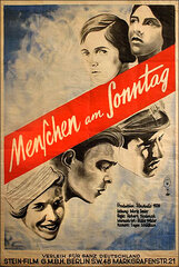 Постер к фильму «Люди в воскресенье»