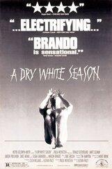 Постер к фильму «Сухой белый сезон»