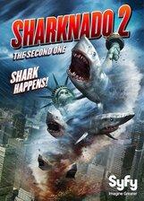 Постер к фильму «Акулий торнадо 2»