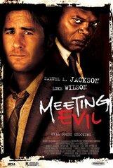 Постер к фильму «Встреча со злом»