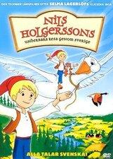 Постер к фильму «Чудесное путешествие Нильса Хольгерсона»
