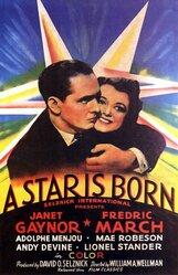 Постер к фильму «Звезда родилась»