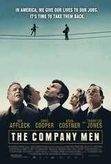 Постер к фильму «В компании мужчин»
