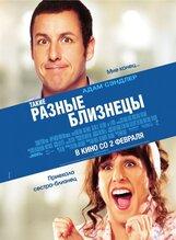 Постер к фильму «Такие разные близнецы»