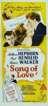 Постер к фильму «Песнь любви»