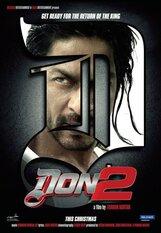 Постер к фильму «Дон. Главарь мафии 2»