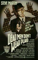 Постер к фильму «Мертвые пледов не носят»