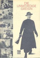 Постер к фильму «Недостойная старая дама»