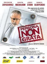 Постер к фильму «Персона нон грата»