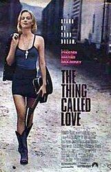 Постер к фильму «То, что называют любовью»
