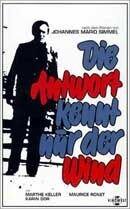 Постер к фильму «Ответ знает только ветер»